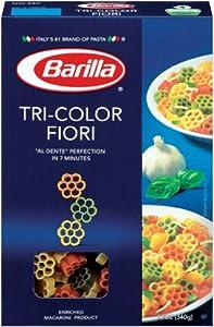 Barilla Tri-Color Fiori Pasta, 12 oz