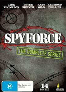 Spyforce - Complete Series (14 Disc) DVD Boxset