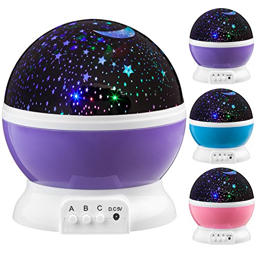 next generation 360 led starlight sternenlicht projektor sternen einschlafhilfe baby. Black Bedroom Furniture Sets. Home Design Ideas