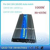 1kw solar dc ac inverter 230v output on grid tie