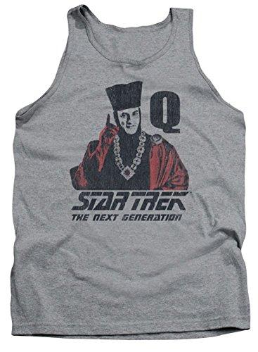 Tank Top: Q Point Star Trek The Next Generation CBS1373TT