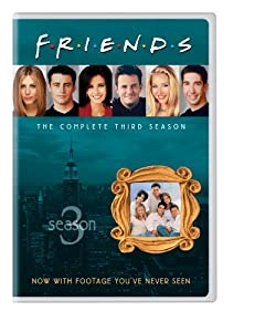 Friends: The Complete Third Season (Repackage) by Warner Home Video