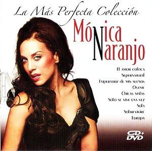 La Mas Perfecta Coleccion De Monica Naranjo CD + DVD