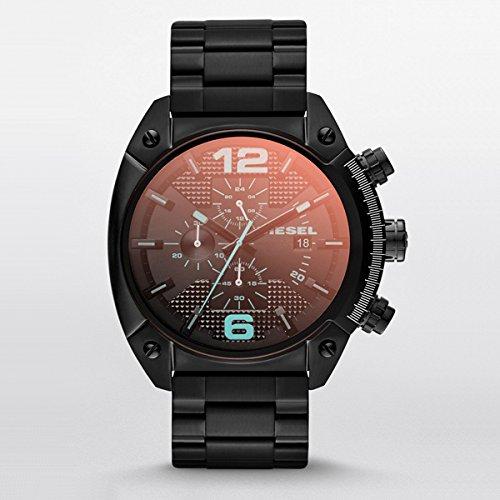 DIESEL ディーゼル OVERFLOW オーバーフロー 腕時計 メンズ 【国内正規品】 DZ4316