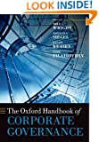 The Oxford Handbook of Corporate Governance (Oxford Handbooks in Business and Management)