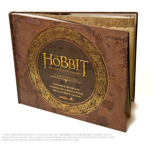 The Hobbit: An Unexpected Journey Chronicles: Art & Design