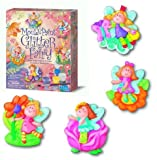 Mould & Paint Glitter Fairy Ages 5+ - Childs / Children's Arts and Crafts Cre...