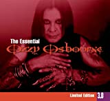 Ozzy Osbourne Album - The Essential 3.0 Ozzy Osbourne (Eco-Friendly Packaging) (Front side)