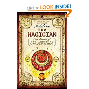The Magician (The Secrets of the Immortal Nicholas Flamel)