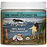 Dr. Goodpet Organic Coconut Oil for Pets, Small