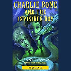 Charlie Bone and the Invisible Boy Audiobook