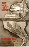 Need for Roots (0060902264) by Weil, Simone