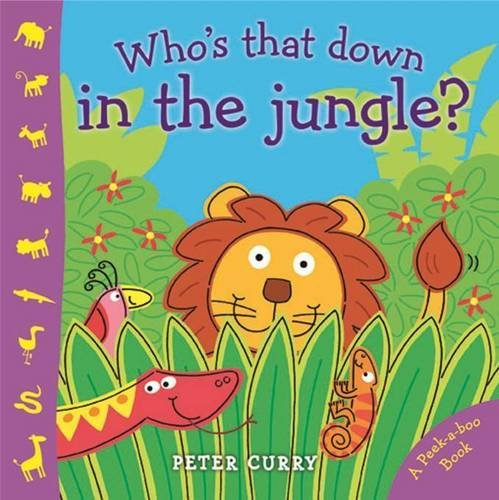 Peek A Boo Whos That Down In The Jungle