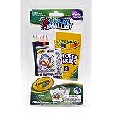 Worlds Smallest Crayola Color Pencil Coloring Book Set, Multi  (548) (Color: Multi)