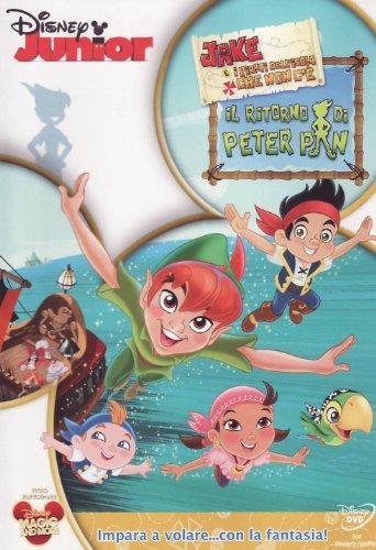 Jake e i pirati dell'Isola che non c'è - Il ritorno di Peter PanVolume02