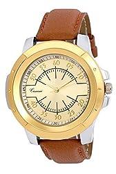 CAMERII Analogue Golden Mens Watch - WM80