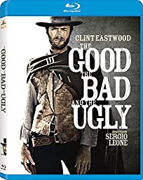 Good, the Bad and the Ugly, The Blu-ray Remastered