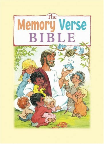 The Memory Verse Bible Storybook