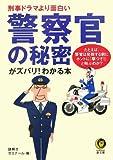 警察官の秘密がズバリ!わかる本―刑事ドラマより面白い たとえば、警官は発砲する前にホントに「撃つぞ!」と叫ぶのか? (KAWADE夢文庫)