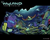 Wyland Vision of the Sea 2014 Wall Calendar