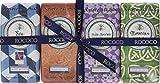 Rococo Chocolates Mini Bee Bars Set 160 g