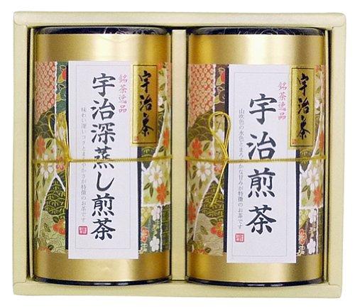 芳香園製茶 宇治茶詰合せ HEU-302