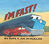 I'm Fast! (0061920851) by McMullan, Kate