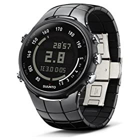 Suunto t3c Heart Rate Monitor and Fitness Trainer Watch (Black Polished)