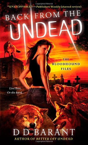 Image of Back from the Undead (The Bloodhound Files, Book 5)