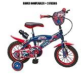 Vélo officiel Spiderman