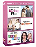 3 Film Box Set: Back Up Plan/Knocked Up/Baby Mama [DVD]