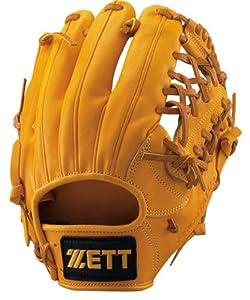 ゼット(ZETT) 硬式グラブPROSTATUS二塁手・遊撃手用 オークブラウン LH 3600 BPG106