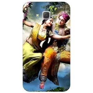 BetaDesign Great Design Back Cover, Designer Cover for Samsung Galaxy J7 (Multicolor)