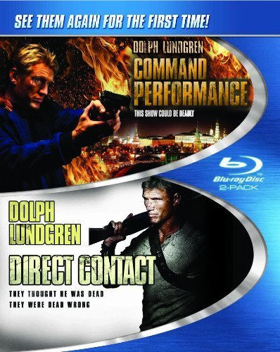 Command Performance & Direct Contact [Blu-ray] by Millennium Media
