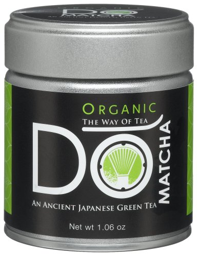 DoMatcha Green Tea, Organic Matcha, 1.0-Ounce Tin