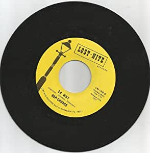 so why / baby 45 rpm single