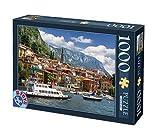 D-Toys - LANDSCAPES Jigsaw Puzzle 1000 - Como, Italy - DT62154-EC-12