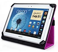 Verizon Ellipsis 7 Inch Tablet Case - UniGrip Edition - HOT PINK from Cush Cases