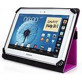 HP 7 Model 1800 Tablet with Intel Atom Processor 8GB Memory Tablet Case - UniGrip Edition - HOT PINK (Walmart...
