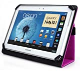 Dragon Touch R8 7.85 Inch Tablet Case - UniGrip Edition - HOT PINK - By Cush Cases