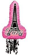 Paris Damask Pinata