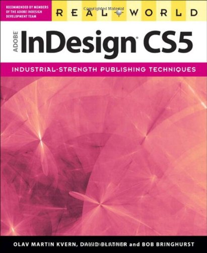 Real World Adobe InDesign CS5 0321713052 pdf