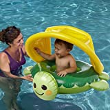Fisher Price Sun Cover Baby Float - Turtle