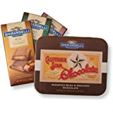 Ghirardelli Chocolate Heritage Collection California Star Tin, 13.3 oz.