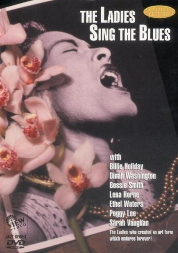 Sarah Vaughan - Ladies Sing The Blues   (DVD) (Various Artists)