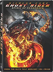 Ghost Rider: Spirit of Vengeance (+ UltraViolet Digital Copy)
