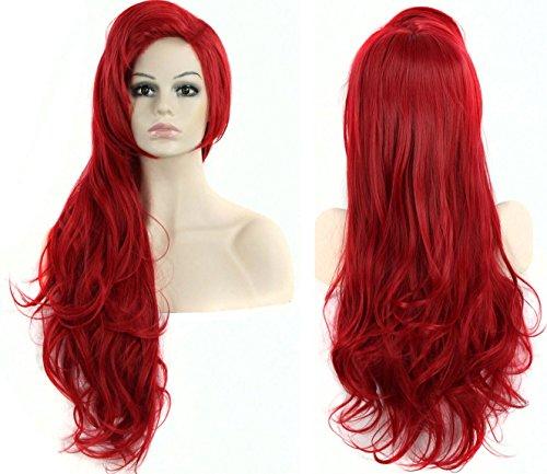 Anogol Red Wig