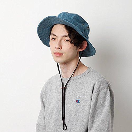 カスターノ(CASTANO) 帽子(ブーニーハット)【ライトブルー/**】