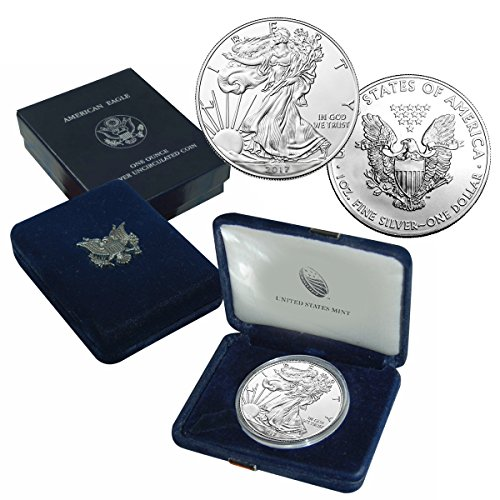 2017 Brilliant Uncirculated Silver Eagle