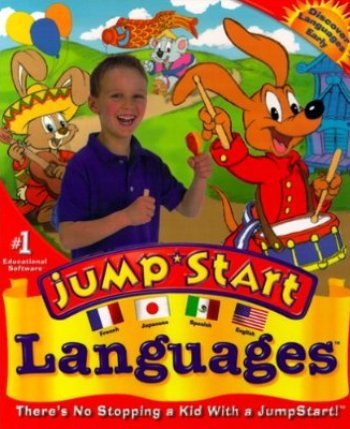 JumpStart Languages (Jewel Case) - 1